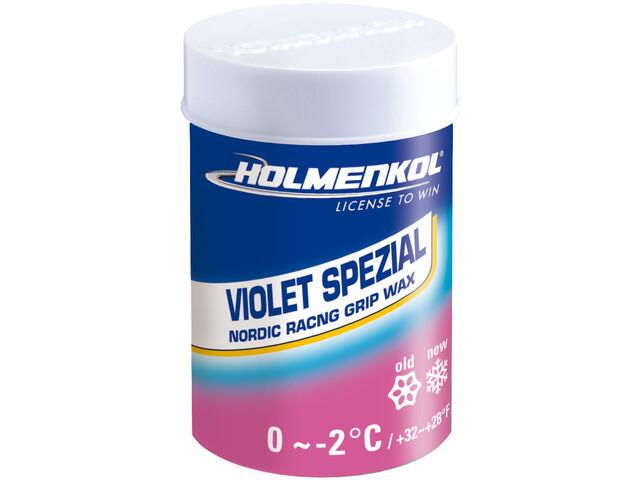 Holmenkol Grip Violet Spezial Smar do nart 45g